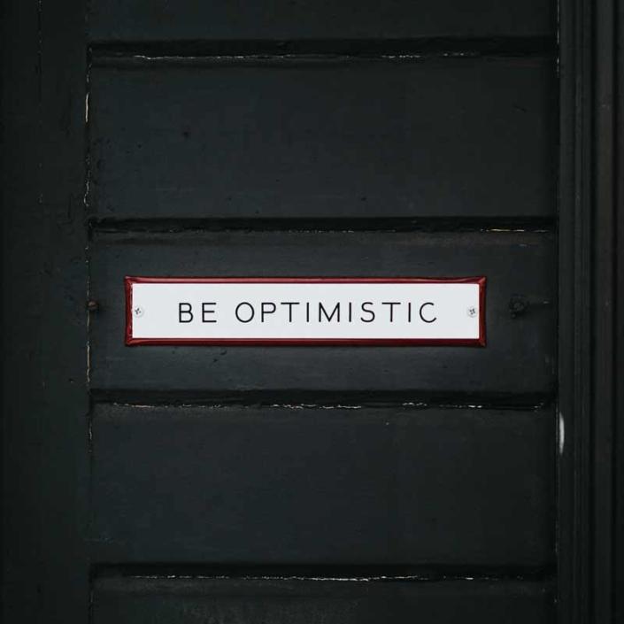 immer optimistisch bleiben bei Datenschutz stern